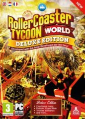 Mindscape RollerCoaster Tycoon World (Deluxe Edition) PC (RTL3854AT)