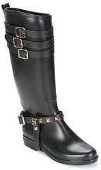 Zwarte Laarzen SuperTrash SAMMY