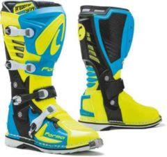 Forma Predator 2.0 Stivali motocross Blu/Giallo 43