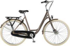 28 Zoll Damen City Fahrrad 7 Gang Hoopfietsen Altec... braun, 56cm