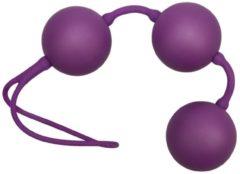 You2Toys – Vaginale Ballen met Losse Kern voor Extra Stimulatie tijdens Bewegingen – Paars