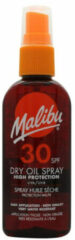 Huismerk Malibu Dry Oil Spray SPF 30 - 100 ml