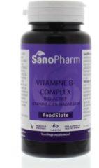 Sanopharm Vitamine B Complex + Vitamine C En Magnesium Tabletten