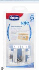 Witte Chicco Sicur Baby (Deuren en lades) 4 stk