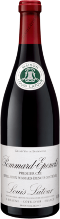Afbeelding van Maison Louis Latour wijnen Pommard 1er Cru Epenots, 2017 Bourgogne, Frankrijk