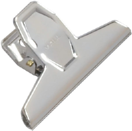 Afbeelding van Papierklem Maul Pro 95mm capaciteit 25mm blister à 2 stuks