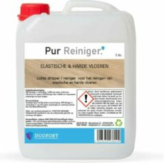 Duofort PUR Reiniger | Dweilmiddel | PVC laminaat linoleum marmoleum gietvloeren | dagelijks onderhoudsmiddel