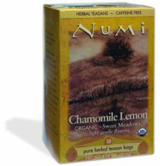 Numi Organic Tea Kamille Citroen Teasan 18st