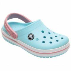 Crocs - Kid's Crocband Clog - Outdoor sandalen maat C4 grijs/turkoois