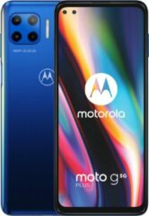 Blauwe Motorola Moto G 5G Plus - 128GB - Surfing Blue