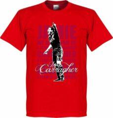 Retake Jamie Carragher Legend T-Shirt - Rood - XS