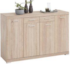 FD Furniture Dressoir Bristol 44 XL van 160 cm breed in eiken