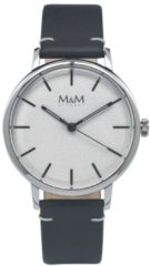 M&M Germany M11952-842 New classic Herenhorloge