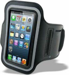 Zwarte Whisk Hardloop armband iPhone 5 / 5S / 5C