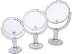 Transparante Gerard Brinard Gérard Brinard make up spiegel 7x vergroting - Ø14cm acryl spiegels
