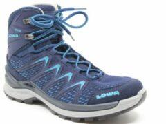 Lowa - Women's Innox Pro GTX Mid - Wandelschoenen maat 5, blauw