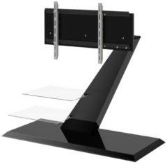 Hubertus Meble Tv-meubel Vento 110 cm breed - Hoogglans Zwart