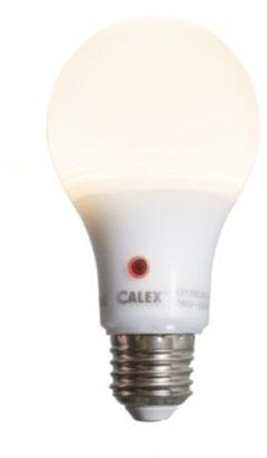 Calex Allgebrauchslampe LED lichtsensor matt 8W (ersetzt 75W) große Fassung E27