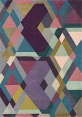 Ted Baker - Laagpolig vloerkleed Ted Baker Mosaic Light Purple 57605 - 170x240 cm