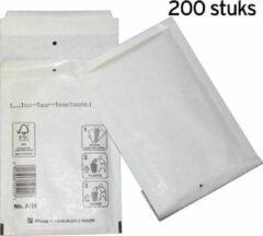 Filmar Luchtkussen enveloppen A/11 (wit) - 100 x 165 mm - 200 stuks