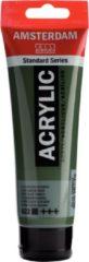 Royal Talens Standard tube 120 ml Olijfgroen donker dekkende acrylverf olijf groen donker