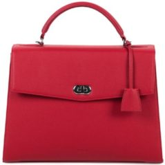 Rode SOCHA Dames Laptoptas 13,3 inch Audrey Cherry Red