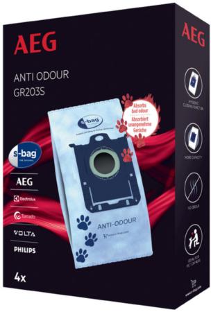 Afbeelding van AEG Stofzuigerzak s-bag anti odour airmax, oxygen+, jetmaxx stofzak