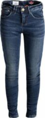Blauwe Blue Barn Jeans - Vintage - skinny fit meisjes denim