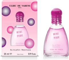 Ulric De Varens UDV mini pink edt 25ml 12x6