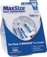 Swiss Navy MaxSize Cream - Fishbowl - 50ct