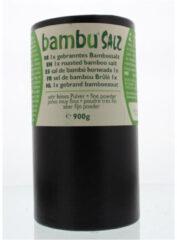 Bambu Salz Bamboezout zeer fijn 1x gebrand 900 Gram