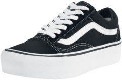 Vans Old Skool Platform Scarpe sportive nero/bianco
