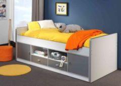 Vipack Furniture Vipack Kojenbett Bonny BONKB90, silber