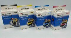 Cyane KUPRI - Inkt cartridges - Alternatief Brother LC3213/ LC-3213 / 3213 multi pack
