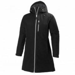 Helly Hansen - Women's Long Belfast Winter Jacket - Winterjack maat XL, zwart