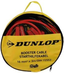 DUNLOP startkabels - voor de auto - 3m - PVC/aluminium/koper - 12/24V