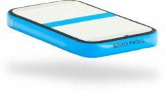 AirTrack Factory AirBoard | Blauw | 60x100 cm | 10cm hoog | verleng je AirFloor | 5 jaar garantie