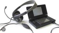 Grijze Merkloos / Sans marque Nintendo DS EAR FORCE D2 Nintendo DS Turtle Beach Accessoires