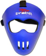 Blauwe Brabo Brabo Face Mask Jr. Blue Spelersmasker Unisex - Blue