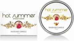Cobeco Hot Summer Massage Kaars 150 gram