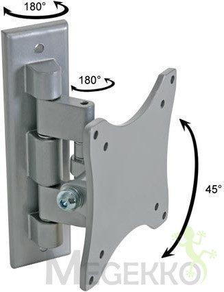 """Afbeelding van Perel Velleman regelbare arm voor flatscreens 13-27"""" / 33-69cm wb008"""""""