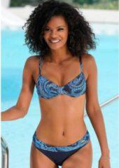 Blauwe Lascana bikinibroekje »Boho«