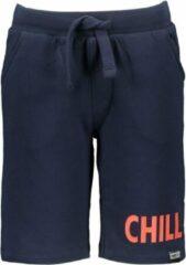 Blauwe Moodstreet Jongens korte broeken Moodstreet MT short navy 86/92