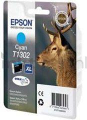 Cyane Epson T1302 - Inktcartridge / Cyaan