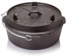 Petromax - Feuertopf - Pan maat 16,1 l - ft18, zwart/grijs
