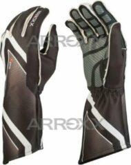 Arrox Autorace handschoenen zwart