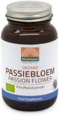 Mattisson / Biologische Passiebloem - Vegan - 120 vcaps