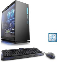 CSL Extreme Gaming PC | Core i7-7700K | GTX 1080 | 32 GB DDR4 | SSD »HydroX T7785 Wasserkühlung«