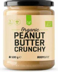 Body & Fit Organic Body & Fit Biologische Pindapasta / Pindakaas - Crunchy