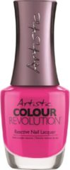 Roze Artistic Nail Design Colour Revolution 'Manic'